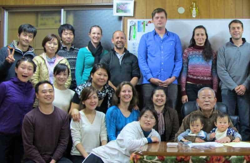 Oliver Kania hat TCM in China und Japan erlernt
