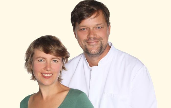 Agne und Oliver Kania von TCM Nord bieten TCM in Bremen