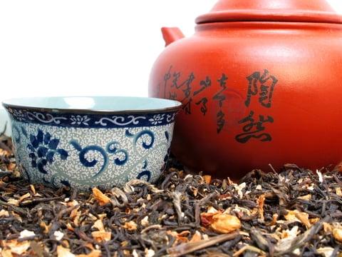 Kräuter- und Gewürztees in der Chinesischen Medizin. Oliver Kania bietet auch das in der Chinesischen Medizin in Bremen
